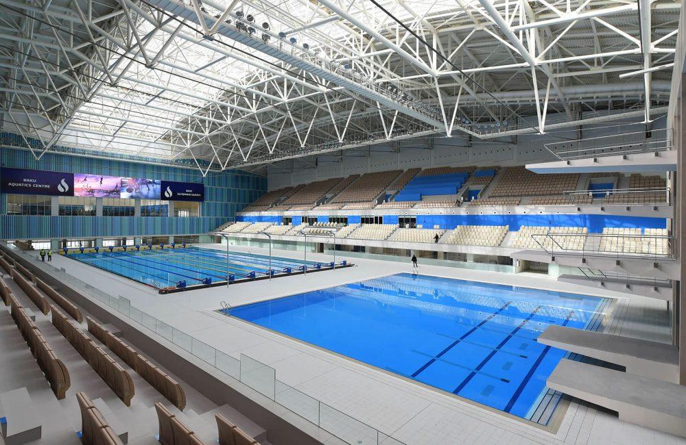 Swimming Complex 2