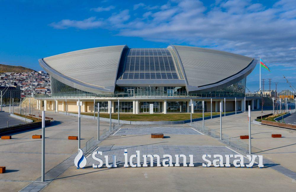 Swimming Complex 3